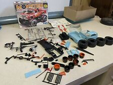MPC 1984 MONSTER DODGE RAM PICKUP TRUCK 1/25 SCALE MODEL KIT Unknown If Complete