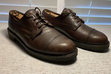 233-)Mephisto Cap Toe Oxford Brown Leather Goodyear Welt MENS Sz 9 /eur 8.5