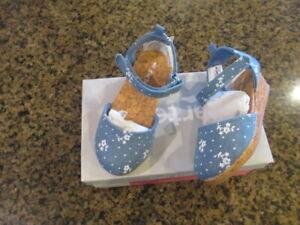 Carter's Girls Sandals Toddler shoes 9 Jenna 4 CS160291 NEW NIB NWT