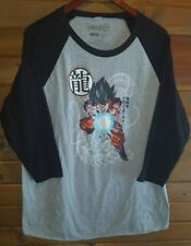 DRAGON BALL Z Baseball T Size XL