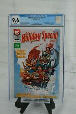 DC Holiday Special 2017 Comic book issue 1 CGC graded 9.6 Superman Batman