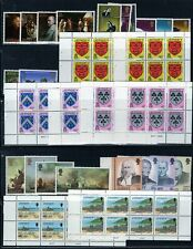 Jersey Mnh Selection Mostly Booklet Panes Face £69.71