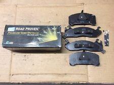 New ARI Roadproven 62-D310 Premium Semi-Metallic Disc Brake Pad Pads