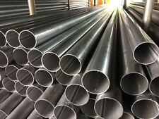 "EXHAUST TUBE 2 3/4"" or 70mm ALUMINISED MILD STEEL PIPE 1M LENGTH"