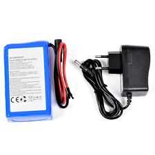Pack Battery 12 Volt 10000mAh 10Ah 12V Rechargeable Alta Quality' Lithium F2D5