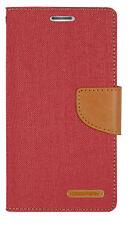 Funda TPU con Tapa Tipo Cartera Canvas Book para LG K8