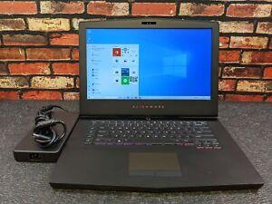 "Dell ALIENWARE 15 R3 15.6"" FHD I7-7820HK 1TB SSD 16GB W10 GeForce GTX 1080"