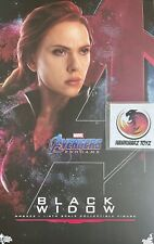 Hot Toys Marvel Avengers End Game Black Widow MMS533 1/6 Sideshow Disney