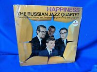 "The Russian Jazz Quartet ""Happiness"" LP Impulse A-80 Sealed Mint 1964"