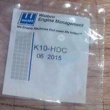 Walbro HDC Carburetor Repair Rebuild Kit Stihl 015 015L Chain Saw K10-HDC NEW