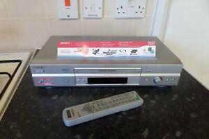 Sony SLV-SE740 VCR VHS Video Cassette Player Recorder