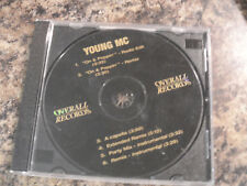 Young MC - On & Poppin 6 Track CD Single with REMIX Rare RAP