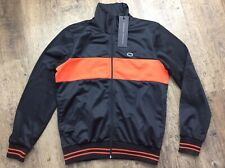 Mens Bnwt Criminal Damage Calab Track Top Zip Tracksuit Jacket Size Small M1
