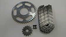 SUZUKI BANDIT GSF1200 NEW SPROCKET 15/45 & O-RING CHAIN SET/KIT 1997 - 2005