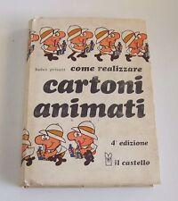 Come realizzare cartoni animati . Halas Priverr . 1972