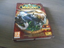 pc World of warcraft : Mists of Pandaria neuf blister
