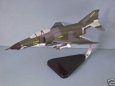 F-4 Phantom II Camou F4 Wood Airplane Model BIG