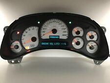 03-05 Genuine Silverado SS Speedometer Gauge Cluster REBUILT