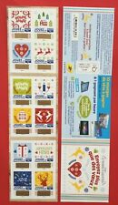 Carnet timbres France 2018 neuf YT BC1641. Timbres à gratter. TVP vert