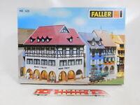 CE210-2# Faller H0 428 Bausatz Stadt-Eckhaus Mode Treff, NEUW+OVP (ungeöffnet)