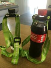 Water Pop Drinks Bottle Lanyard Holder Ideal For Geocaching Walking Rambling Etc
