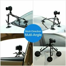 Selens Camera Car Window Suction Cup Video Stabilizer Outdoor Multi Tripod NEW