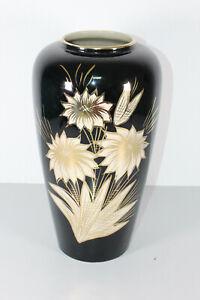 SCHEURICH FOREIGN Vase 517-38 Keramik, 50er/60er,Vintage 38 cm (H38)