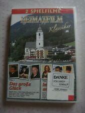 DVD,   2 Heimat-Spielfilme, Das große Glück + Im schwarzen Rössel am Wolfgangsee