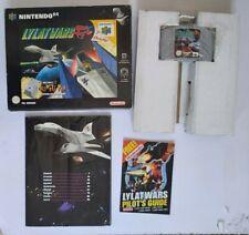N64 Nintendo 64 - Lylat Wars - Boxed