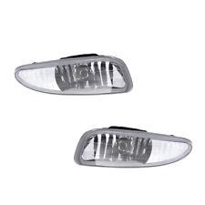 01-02 Dodge Neon/SX 2.0 Driver & Passenger Side Bumper Fog Lights Pair Set