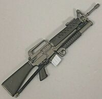 "1 21ST CENTURY TOYS M16 RIFLE / GRENADE LAUNCHER FOR 1/6TH SCALE OR 12"" FIGURES"