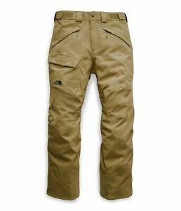 NWT The North Face Men's Freedom Pants Snowboard Snow Ski - Men's Large - Long