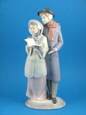 Christmas Melodies Carolers - Retired Lladro Figurine #6128