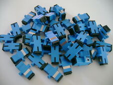 Fiber Coupler SC/UPC-SC/UPC ZR Sleeve 100 Pieces New
