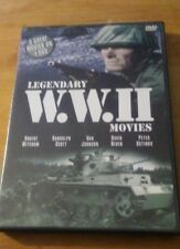 Legendary World War II Movies (Gung Ho!/Go for Broke!/The Immortal Battalion) D