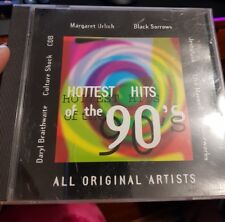 Hottest Hits of The 90's -  MUSIC CD- FREE POST *