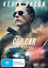 Cop Car (Dvd) Kevin Bacon, James Freedson-Jackson, Hays Wellford Crime, Thriller