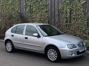 2005/05 Rover 25 2.0 TD SE - LEFT HAND DRIVE LHD + ONLY 34K + UK REG