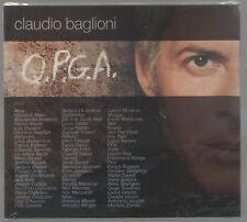 CLAUDIO BAGLIONI Q.P.G.A.  - 2 CD SIGILLATO!!!