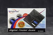 Weighmax W-SM650 POCKET ELECTRONIC DIGITAL SCALE
