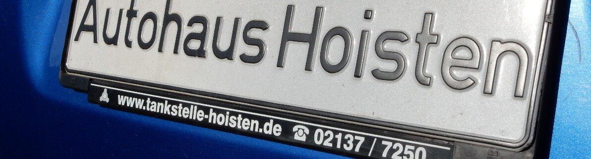 Tankstelle-Hoisten