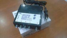 NEW GBS 44166 Amplificatore TV di linea da interno VHF/UHF 4uscite 25dB LTE