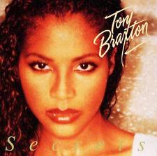 TONI BRAXTON SECRETS CD ALBUM MINT/EX/MINT