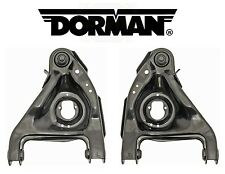 For Chevrolet GMC Set Pair of 2 Control Arm Front Lower Passenger Driver Side