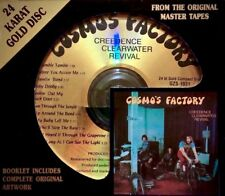 DCC GOLD CD GZS-1031: C.C.R. / CCR - Cosmo's Factory - 1993 JAPAN OOP NM