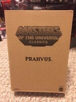 2015 MOTU Prahvus MOTUC Masters of the Universe Classics MOC 200X Uncirculated