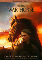War Horse (Blu-ray AND DVD, 2012, 2-Disc Set BRAND NEW FREE SHIPPING