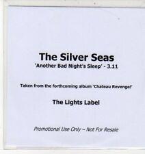 (CP920) The Silver Seas, Another Bad Night's Sleep - 2011 DJ CD