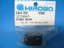 Original HIROBO 0404-608 Spindle Holder Blattlagerwelle Halter