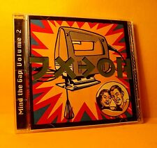 CD Mind The Gap Volume 2 Compilation 12 TR 1994 Experimental, Ambient